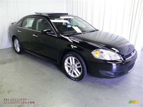 2012 impala ltz 2012 chevrolet impala ltz in black 141543 all american