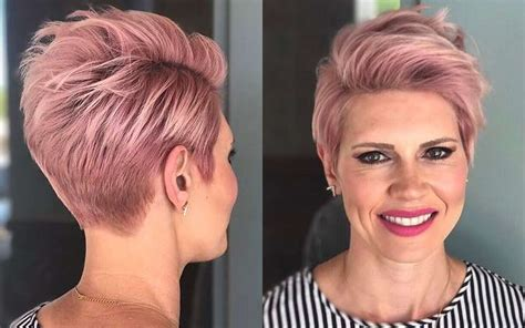 womens short hairstyles 2017 short haircuts pink 2017 fashion and women
