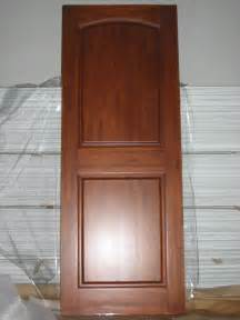 Wood Panel Interior Doors Solid Wood Interior Doors Panel Finger Joint Solid Wood Door D 012 Home Decor