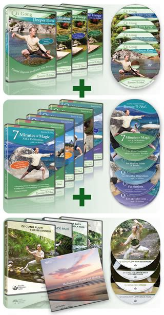 holden 7 minutes of magic dvd holden qi gong dvds for everything package