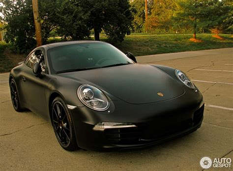 porsche matte porsche 911 s shows its in matte