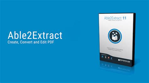 Software Converter Able2extract Professional 10 able2extract professional 10 update