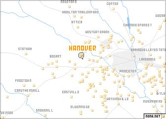 map usa hanover hanover united states usa map nona net
