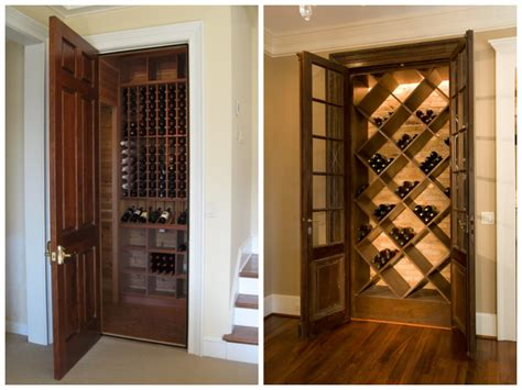 Narrow Cottage Plans storing wine in a home wine cellar
