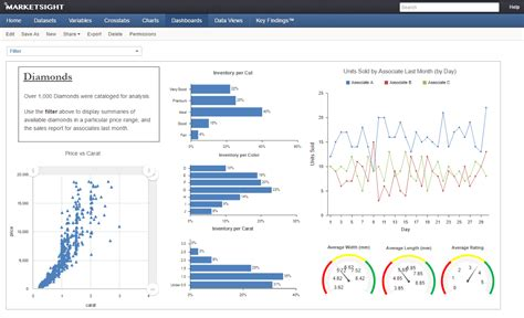 dash board dashboard reporting software with marketsight
