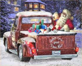 Santa Ford The Bug Boys Happy Holidays