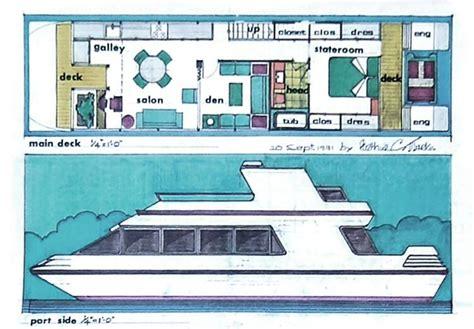 pontoon houseboat floor plans pdf pontoon houseboat plans ship building materials