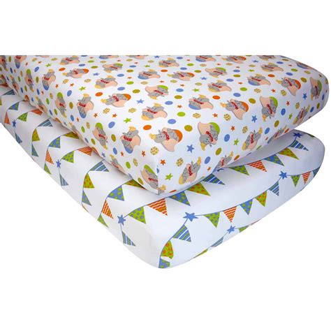 Jersey Crib Sheets by American Baby Company 100 Percent Cotton Jersey Knit Crib