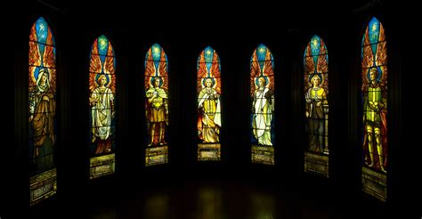 comfort world windows in company with angels seven rediscovered tiffany windows