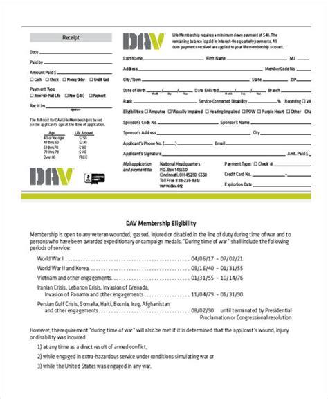 membership receipt template 38 receipt formats free premium templates
