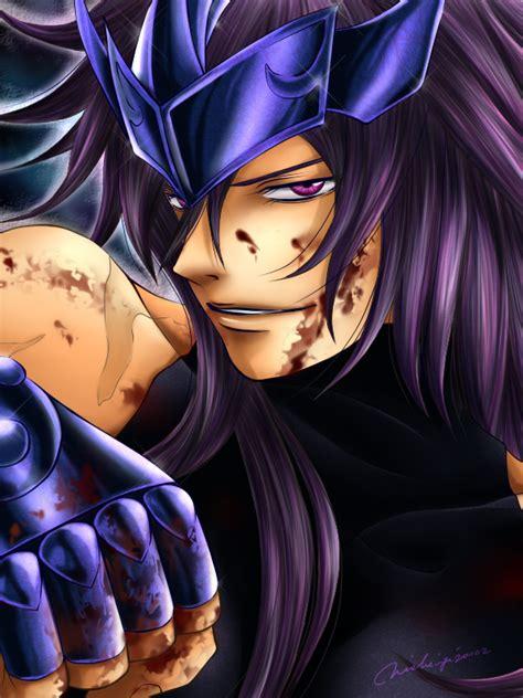 desmotivaciones de anime saint seiya lost canvas albafika de piscis behemoth violate saint seiya lost canvas image 784521