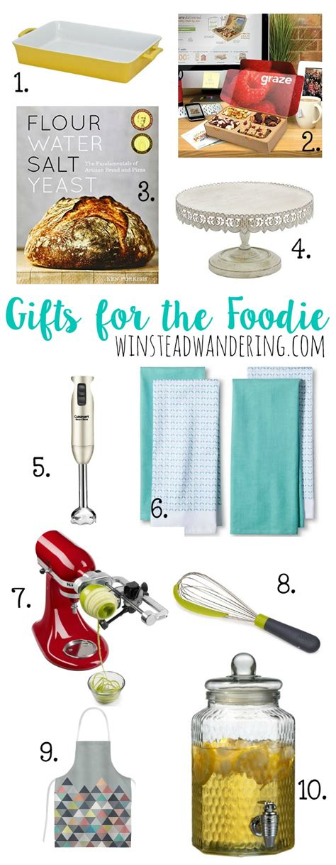 top gifts for a foodie family gifts for the foodie winstead wandering