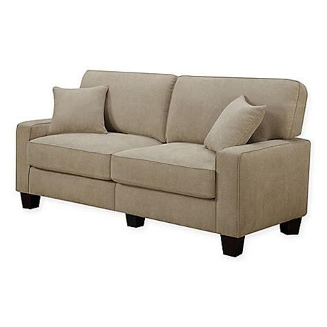 serta rta palisades sofa serta rta palisades sofa bed bath beyond