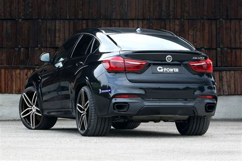 Mx6 Interior G Power Finds Bmw X6 M50d S Sweet Spot With 455 Diesel