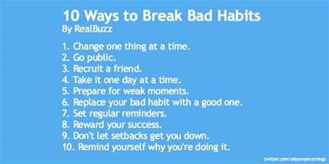 10 Most Annoying Habits And 10 Ways To Fix Them by Overcoming Bad Habit Quotes Image Quotes At Hippoquotes