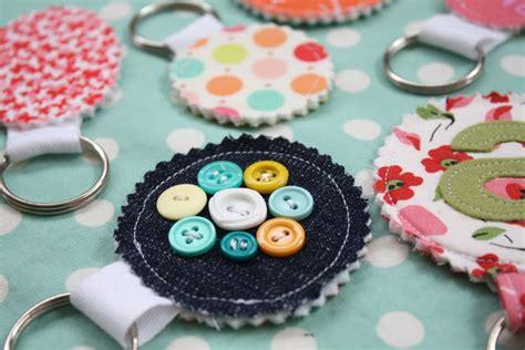 Handmade Keychain Ideas - 25 handmade gift ideas 5