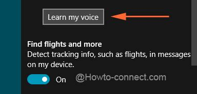 cortana learn my voice in windows 10 windows 10 tutorials how to make cortana better learn your voice in windows 10