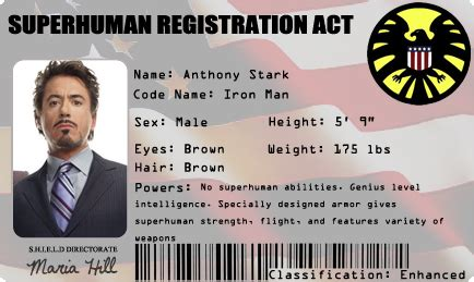 of shield id card template image human registration card png comic books in