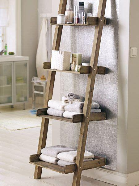 Badezimmer Dekoration Kaufen by Eine Alte Holzleiter L 228 Sst Sich Prima Zur Deko Und