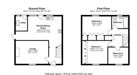 2d floor plan planup exle 2d plans