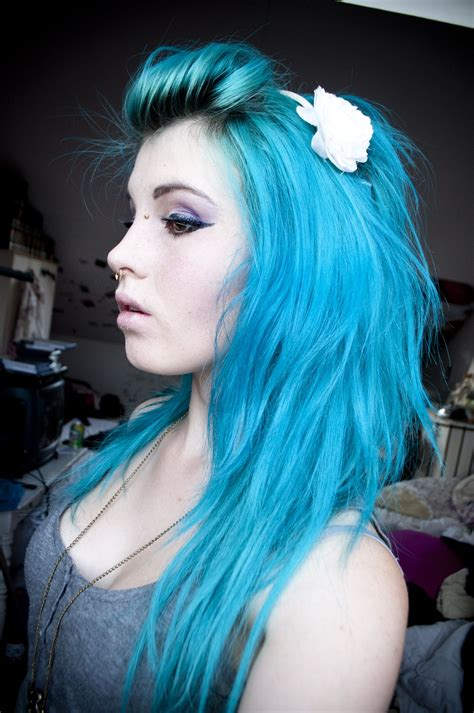 hairstyles color blue how to dye blue hair blue hair bright blue hair and