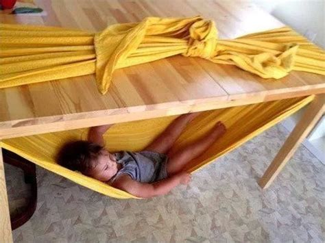 Bed Sheet Hammock by Hammock Made From Bed Sheet Curtain For Great Idea If