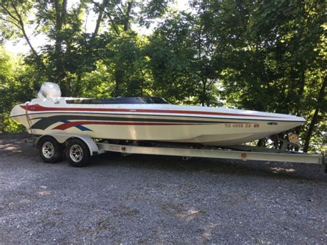 jh boats 2008 jh 22 mod vp boat for sale in liberty tennessee