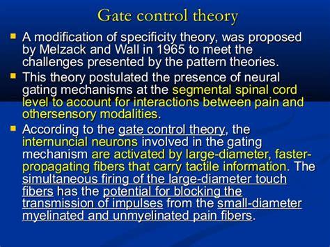 pattern theory physiology pathophysiology of cns