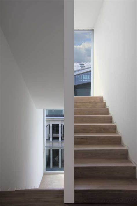 Townhouse Stairs Design Townhouse O 10 Berlin David Chipperfield Building E Architect
