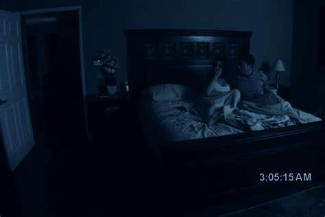 chambre qui fait peur paranormal actvity studio m91