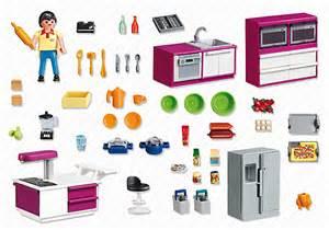 playmobil 5582 cuisine avec 206 lot achat vente univers