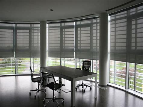 tende per interni finestre grandi tende tecniche tende per vetrate grandi