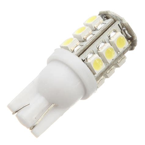 t10 13smd 1210 led car indicator light interior bulbs