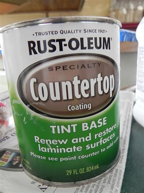 Reviews Rustoleum Countertop Paint by Review Of Countertop Paint Rust Oleum Paint For Counters