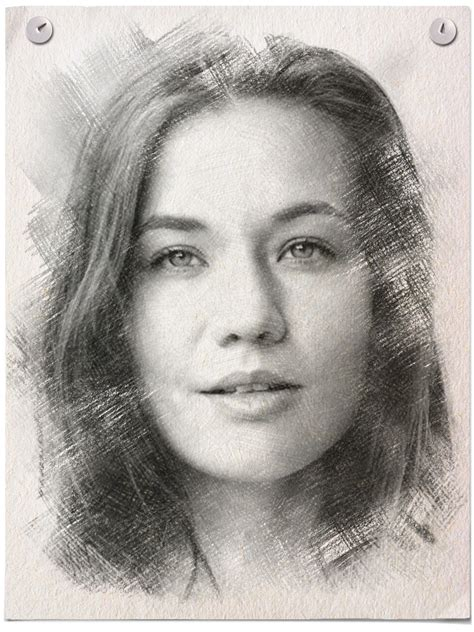 Turn Your Photo Into A Graphite Pencil Sketch Online Drawing Pic
