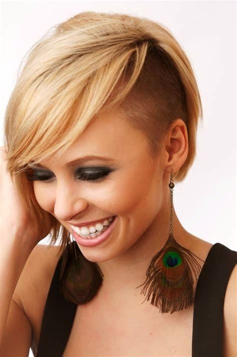 one sided bob hairstyle galleries best 25 half shaved hairstyles ideas on pinterest half