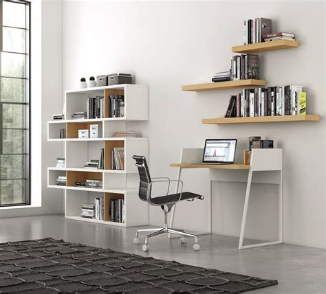 pop up home working desk white oak by pop up home