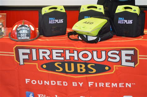 Firehouse Subs Corporate Office by Centereach Ny Dedication Event Firehouse Subs