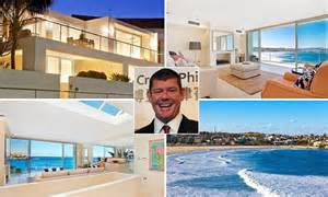 packer bondi house daily mail australia home page mail
