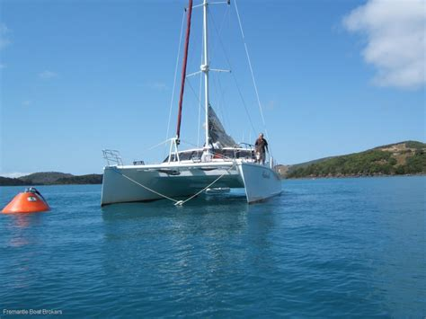 crowther 50 sailing catamaran for sale aluminium sail - Sailing Boats For Sale Western Australia