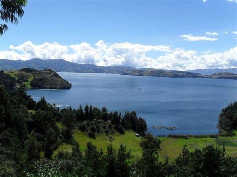 La Lago by Lago De Tota La Enciclopedia Libre