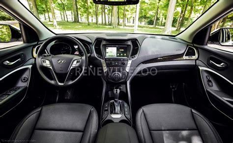 2019 Hyundai Santa Fe Interior by Hyundai 2019 Hyundai Santa Fe Sport Interior Concept