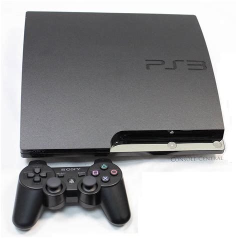 Ps3 Sony Slim 320gb sony playstation 3 ps3 slimline slim 320gb charcoal