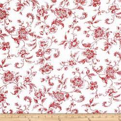 108 quot wide whisper print floral toile discount