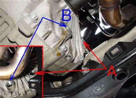 Bert Rowe S Mercedes Benz A Class Info Gearbox Manual