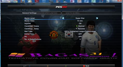 bagas31 dll fixer pes 2012 fixer new level bagas31 com