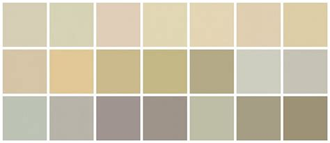 farrow paint white pale and mid tone neutral colors top row left to right