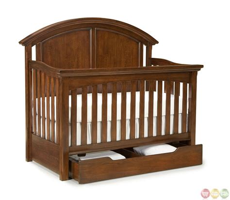 American Crib american spirit casual grow with me convertible crib