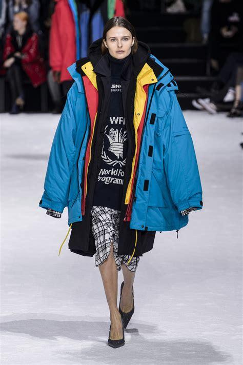 balenciaga jesień zima 2018 2019 pl trendy wiosna lato 2019 moda modne fryzury buty