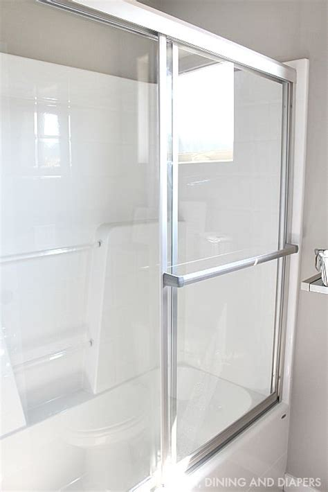 how to install a sterling shower door sterling shower doors sterling shower kits soaking tub